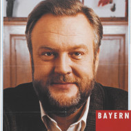 Bild 092: Karl-Heinz Hiersemann als Spitzenkandidat der bayerischen SPD 1990 [Archiv der Sozialen Demokratie]