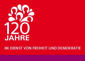 120 Jahre BayernSPD - Im Dienst von Freiheit und Demokratie